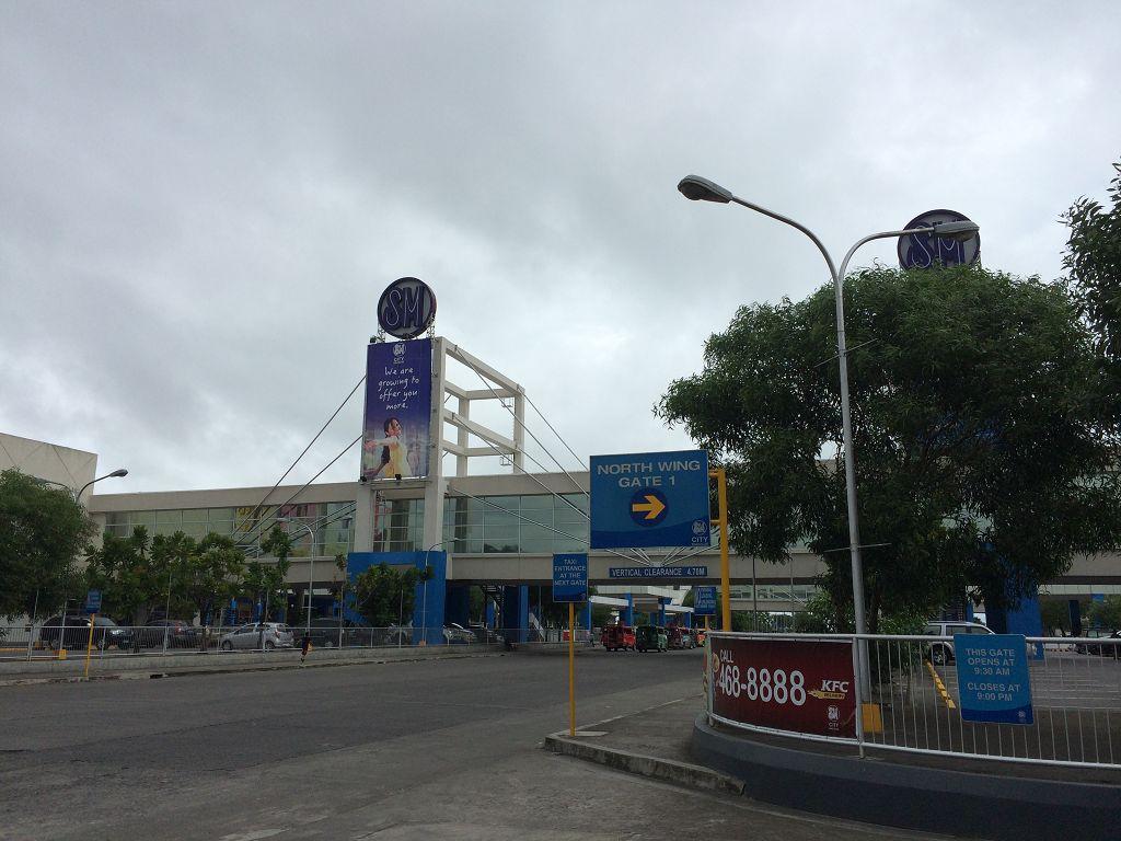 Einkaufszentrum SM City Bacolod