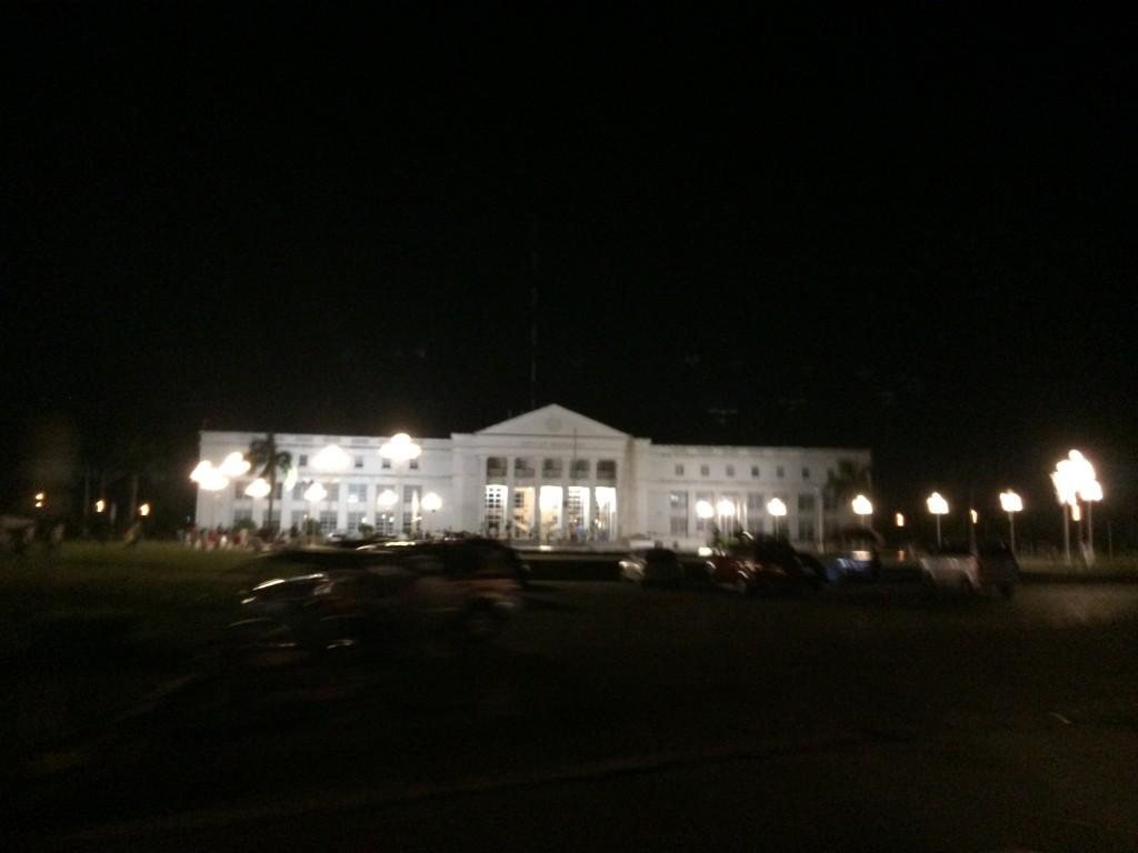 NGC: Das NGC-Gelände ist das Gelände mit dem Rathaus; hier finden oft Veranstaltungen statt, wenn es welche in der Stadt gibt