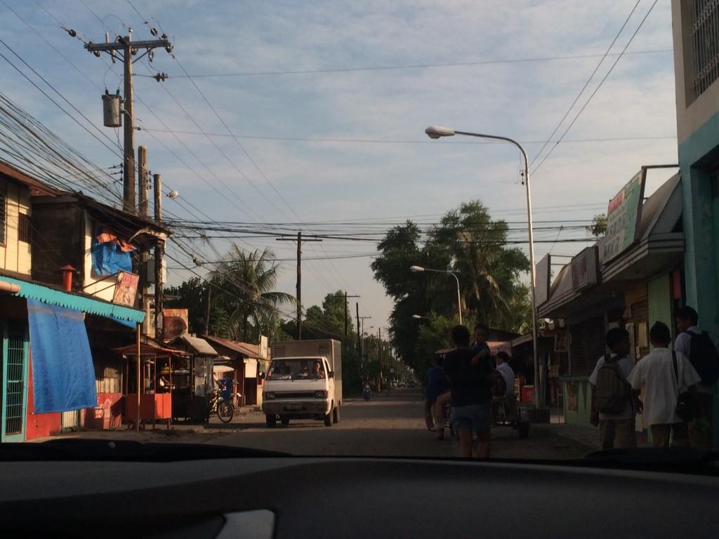 Eine weitere Straße in der Umgebung