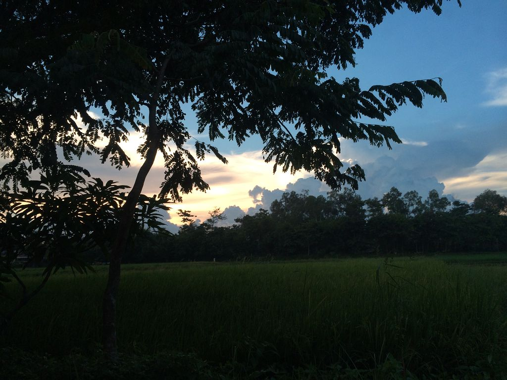In der Umgebung von Bacolod City