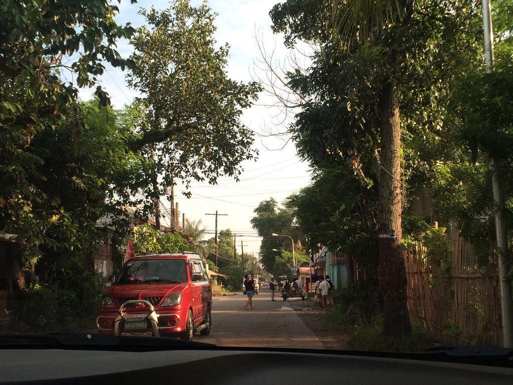 Noch eine Straße in der Umgebung